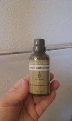 Stretch Mark Remover Essential Oil for Massage Review