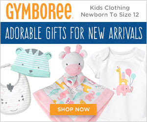 Gymboree's new line of newborn gifts