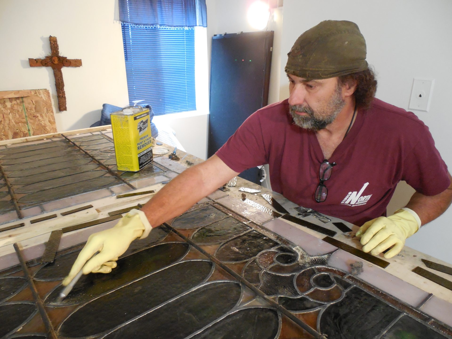 leaded glass, restoration, stained glass, church windows