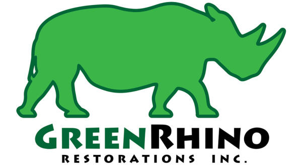 Green Rhino Property Restoration Services Logo