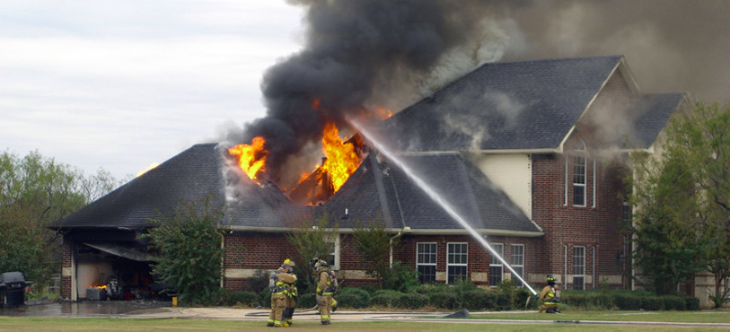 Fire & Smoke Damage Restoration Services