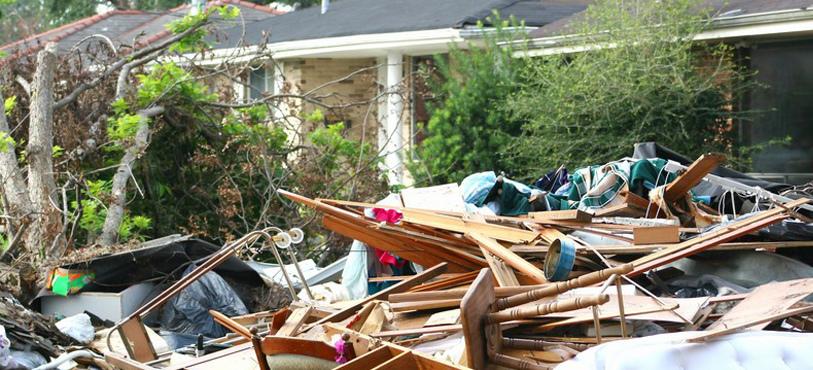 Wind & Storm Restoration Services