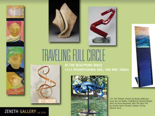 Artists Reception Sept 14 in DC