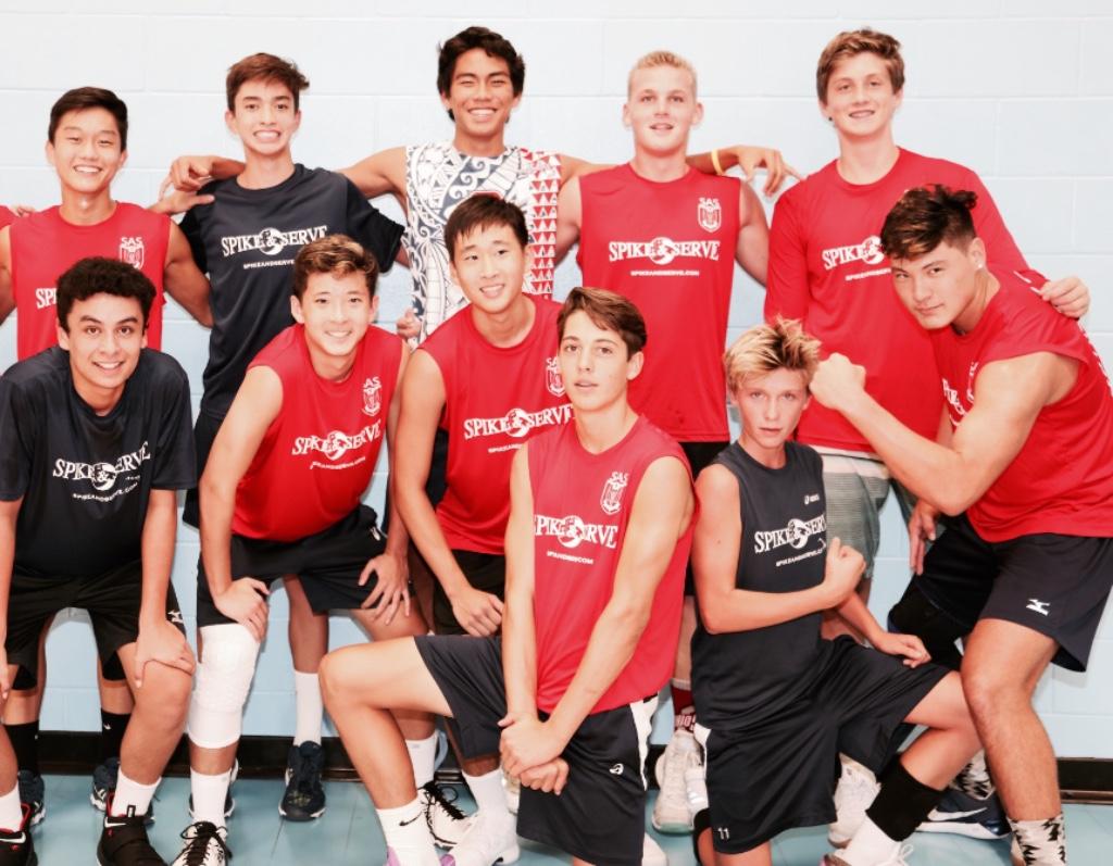SAS BOYS 16s