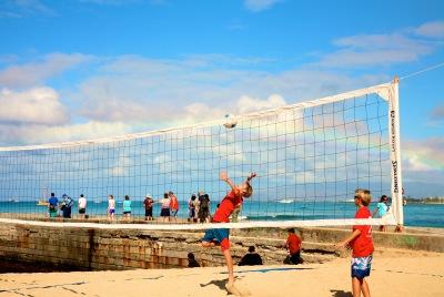 Ali'i Beach Volleyball League