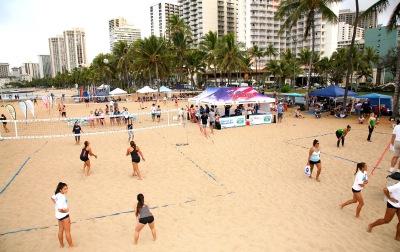 Junior Beach Tournaments
