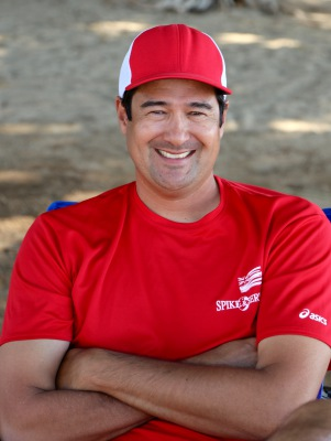 Olympian Kevin Wong