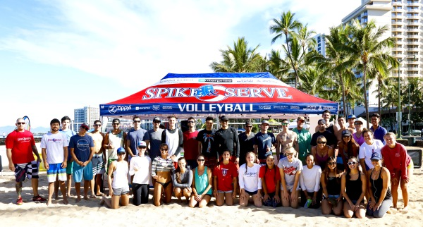 ADULT BEACH TOURNAMENTS