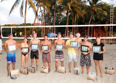 Duke's OceanFest Beach Volleyball