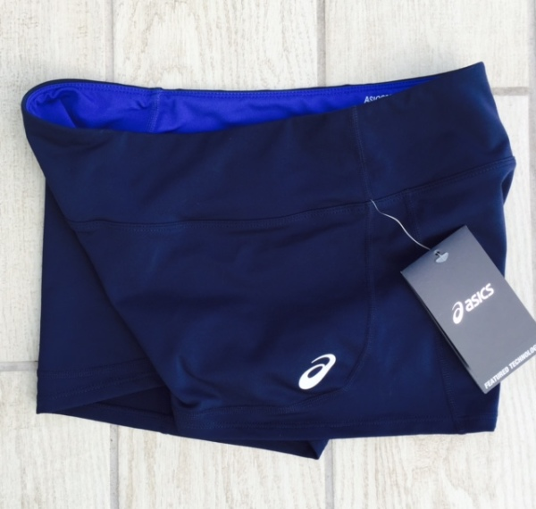 "Asics Women's Volley ""Booty"" Short"