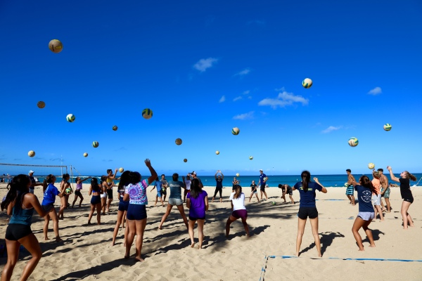 SPIKE & SERVE - HAWAII'S #1 VOLLEYBALL RESOURCE