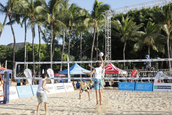 TOP JUNIOR BEACH TOURNAMENTS