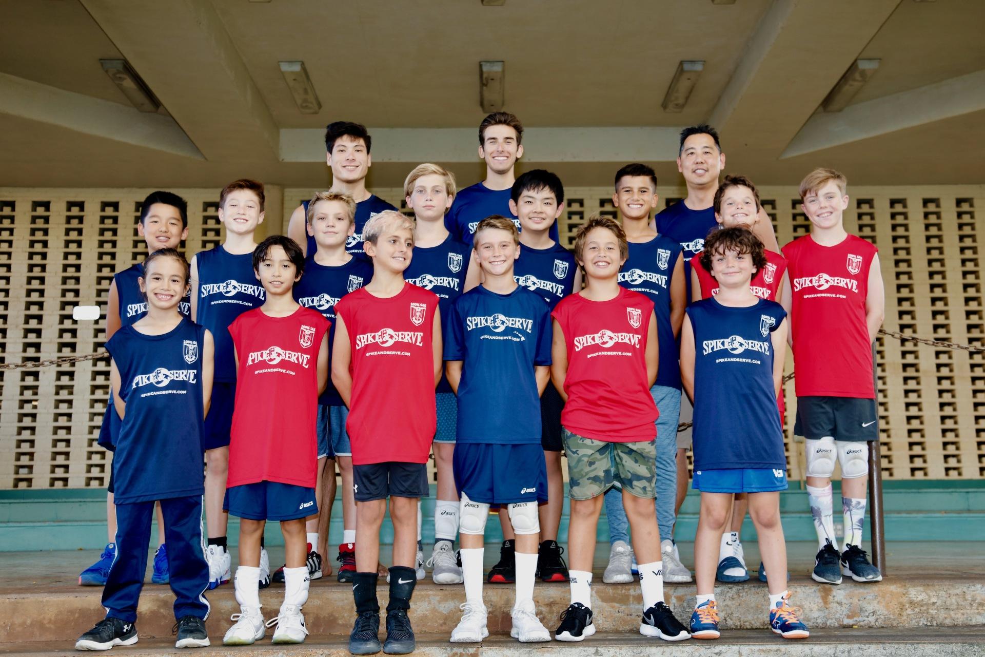 SAS BOYS 12s