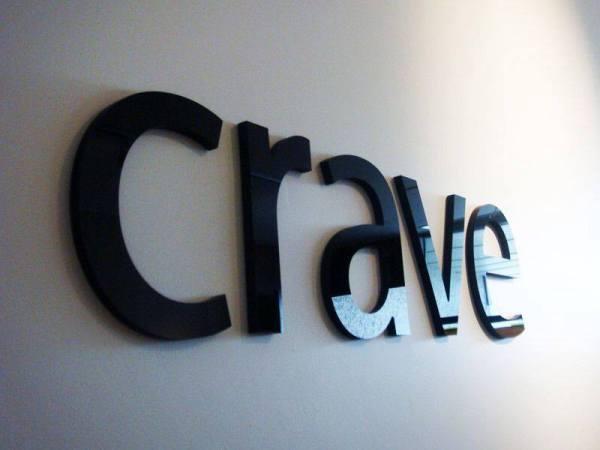 acrylic letters glasgow, scotland 3d letters, uk shop letters