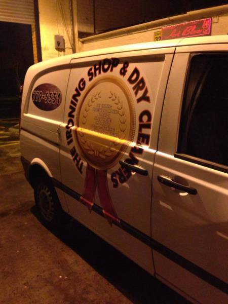 vehicle decals glasgow, vehicle graphics