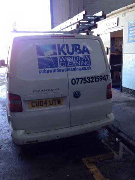 car decals, van graphics, vehicle stickers glasgow