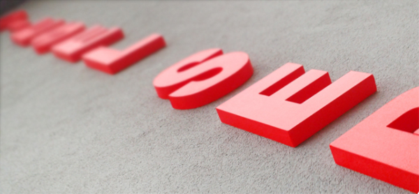 letters by art blow printing, glasgow letters, 3 D letters glasgow, perspex letters