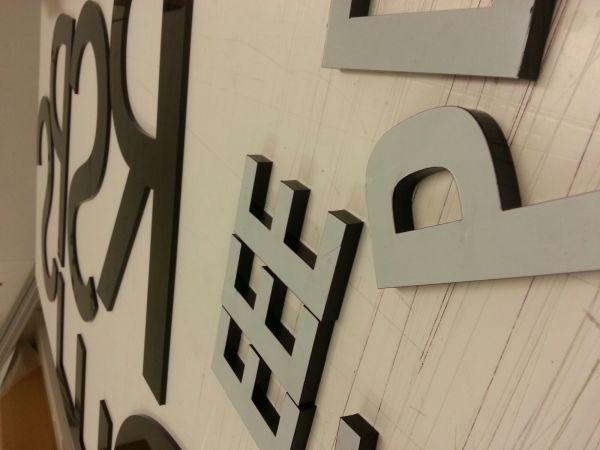 letters glasgow, glasgow acrylic letters, shop letters glasgow
