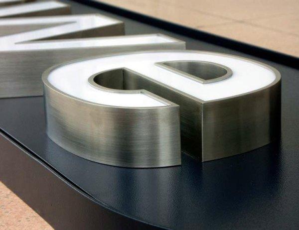 3d letters glasgow, glasgow 3d signs