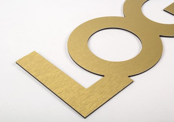 flat cut letters, sign letters glasgow, shop front letters aluminium