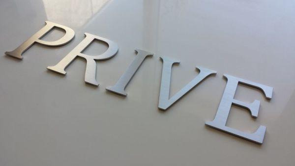 shop front letters glasgow, glasgow aluminum letters