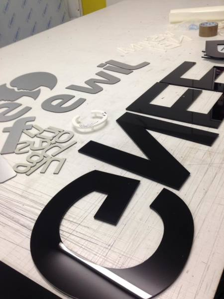 glasgow sign letters, 3d letters glasgow, letters for signs glasgow