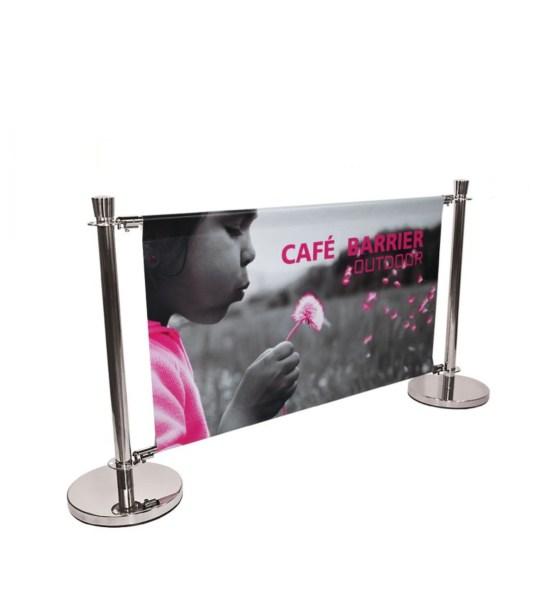 cafe barriers glasgow, glasgow barriers