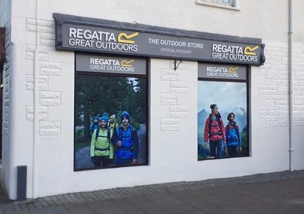 glasgow window graphics, scotland window graphics, uk window graphics