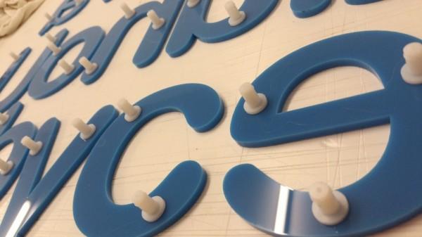 letters glasgow, shop sign letters