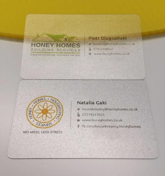 glasgow cear business cards