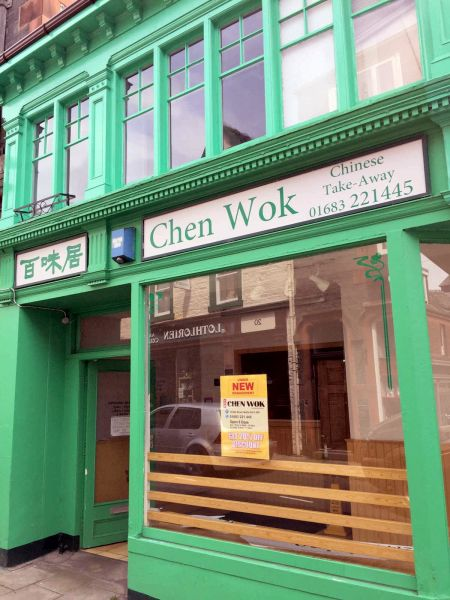 cheap signs glasgow, aluminum signs galsgow, glasgow shop fronts