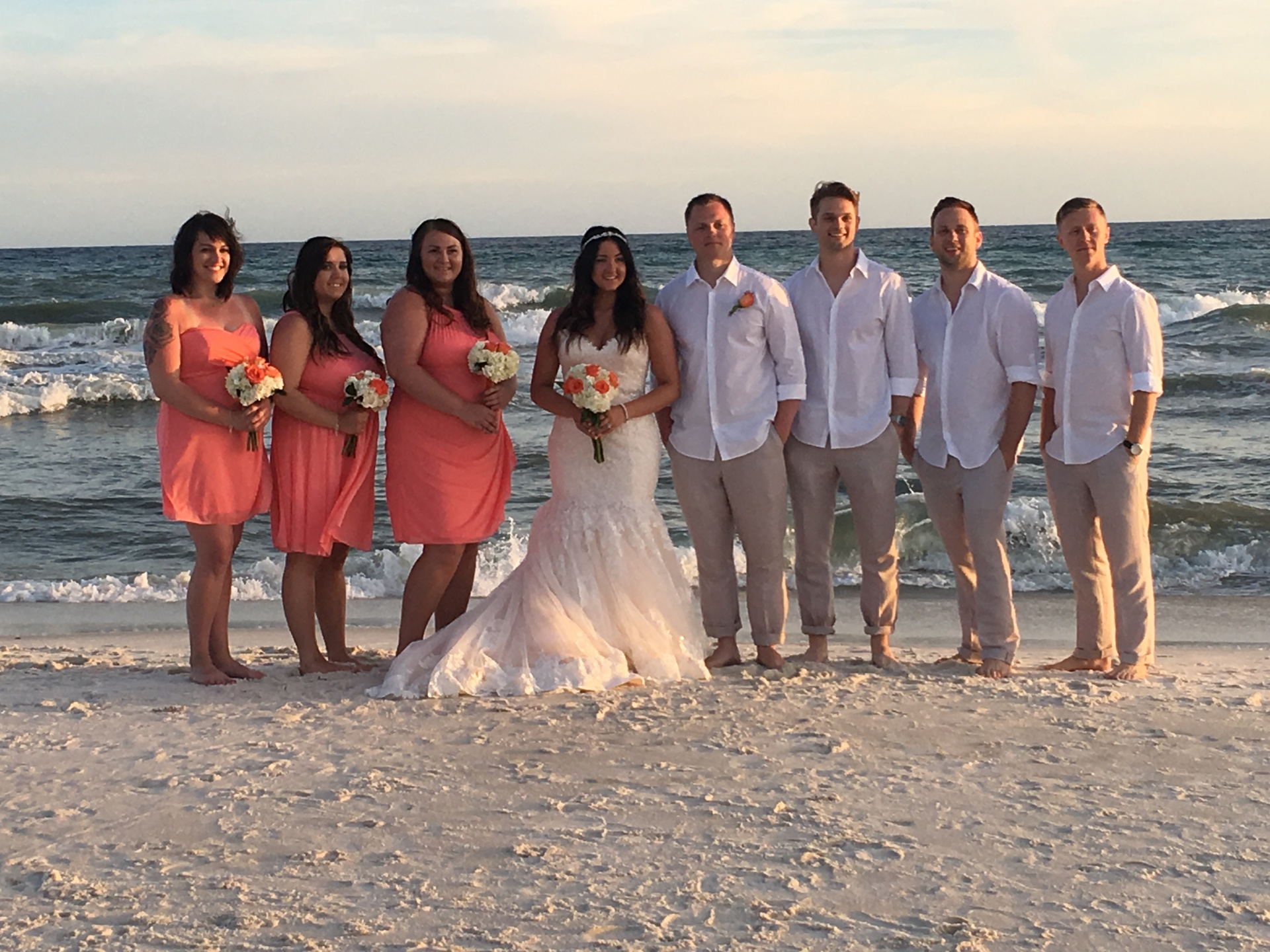 Florida part 3- Our wedding day 4/14/17