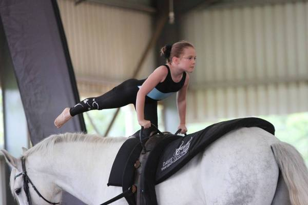 Jo-Jos Riding Centre Vaulting