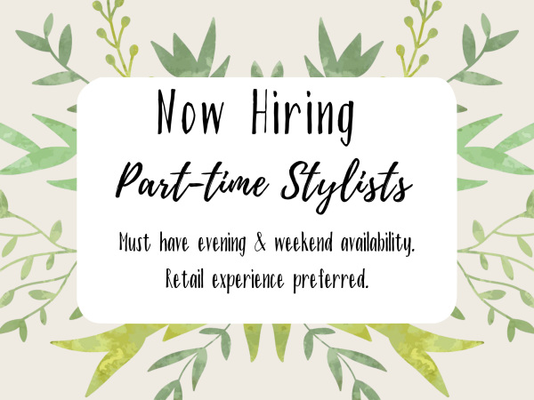 To apply please bring resume to location you are interested working in. XOXO Boogaloos Staff