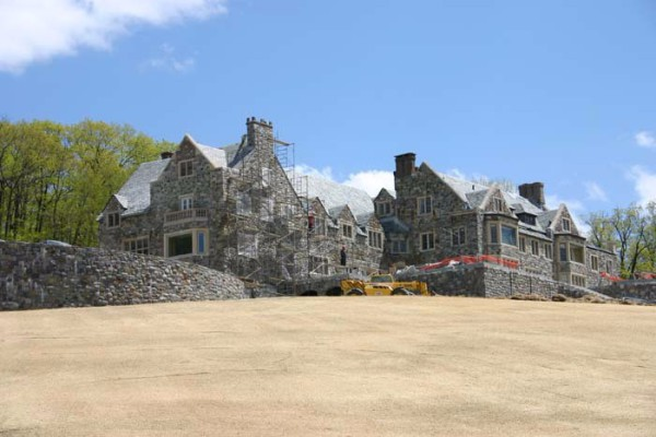 Palatial Estate in Upstate, NY