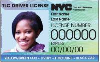 tlc license
