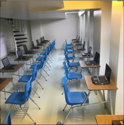 exam test room