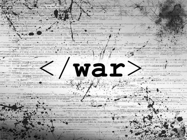 War - The Final Jenga Piece