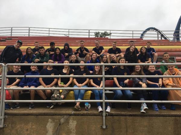 Students represent MAST at 2017 Fall Rally!