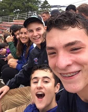 Students have fun at 2017 Fall Rally!