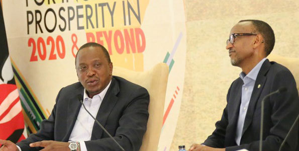 Kenya, Rwanda Ties Key to EA's Regional Integration Bid