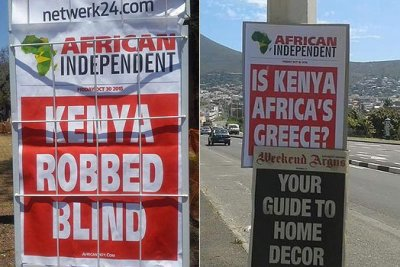 Sophisticated Graft Raises To New Levels In Kenya