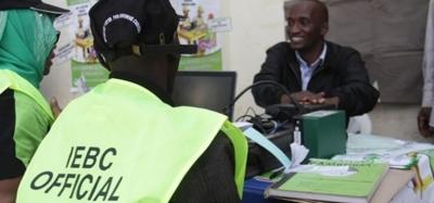 The Daunting Task Ahead of IEBC as Kenya Gears Towards Polls