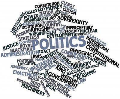 Non Profits and Politics
