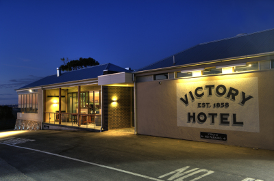 Victory Hotel 2008