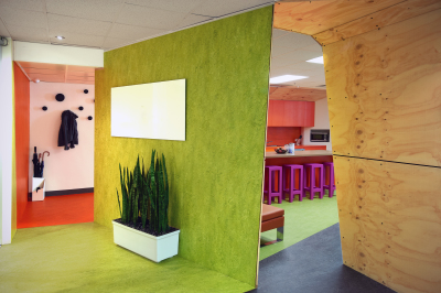 IT Office fitout 2011