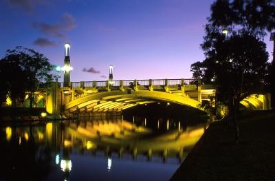 Adelaide Bridge Restoration 2001
