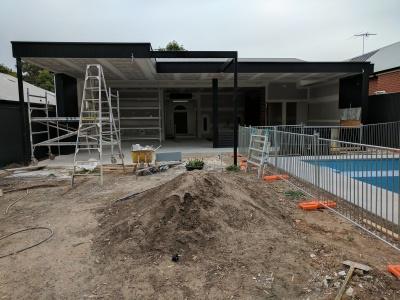 Hyde Park - Under Construction