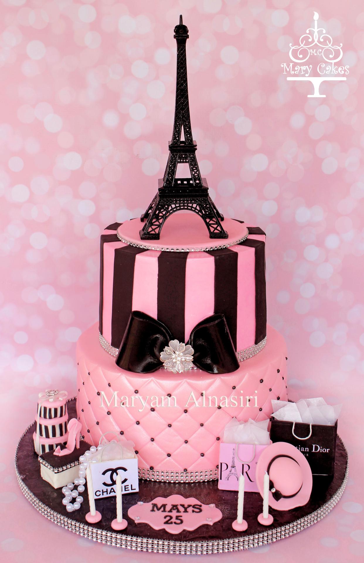 Parisian theme