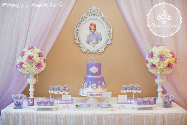 Sofia the first theme